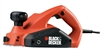 Black& Decker Elektrisk høvel KW712-QS