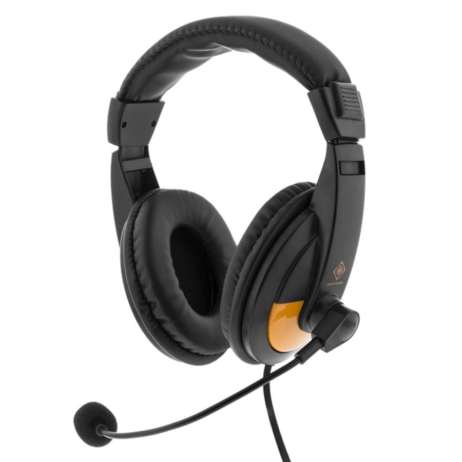 Stereo gaming headset fra Deltaco