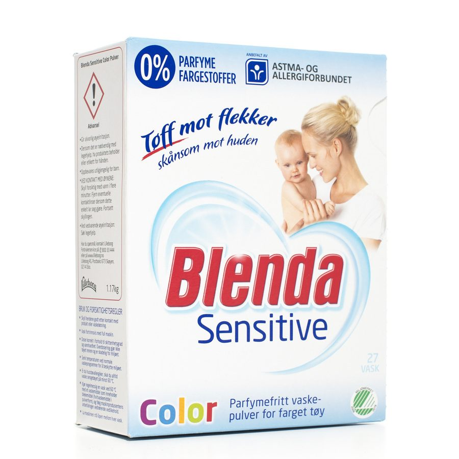 Blenda-color vaskepulver