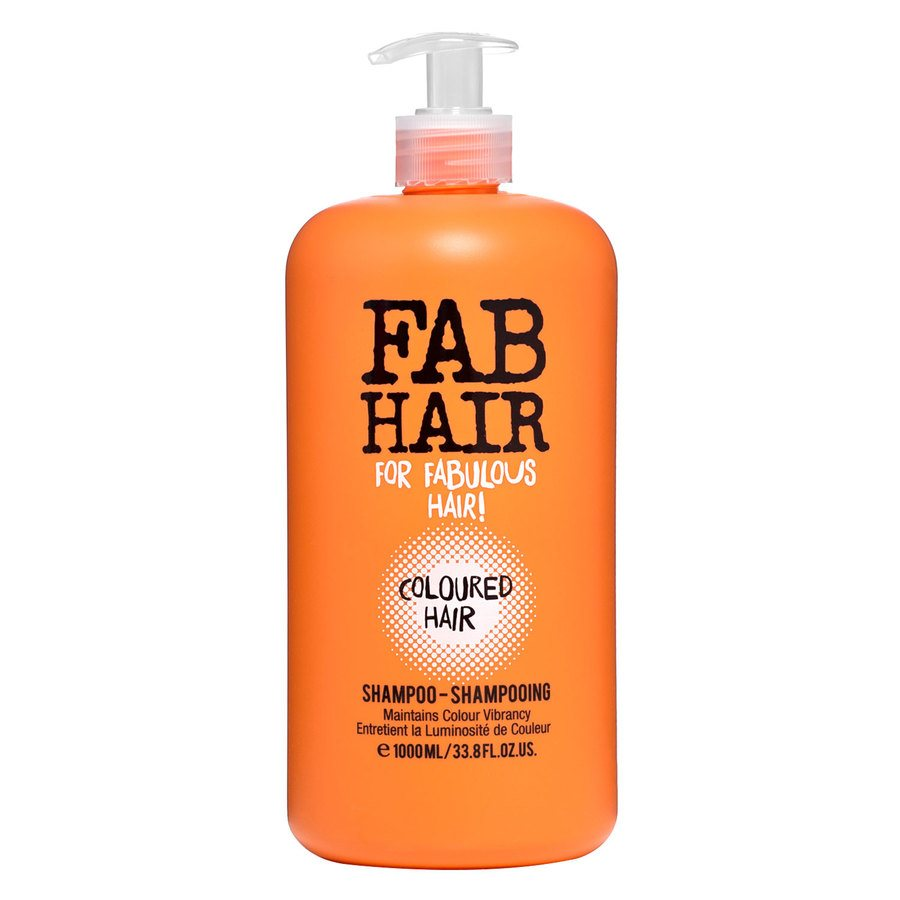 Shampoo FAB Hair Coloured – 1000 ml