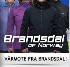 Brandsdal of Norway